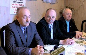 Wideo: Podsumowano akcj� przeciw zamkni�ciu...