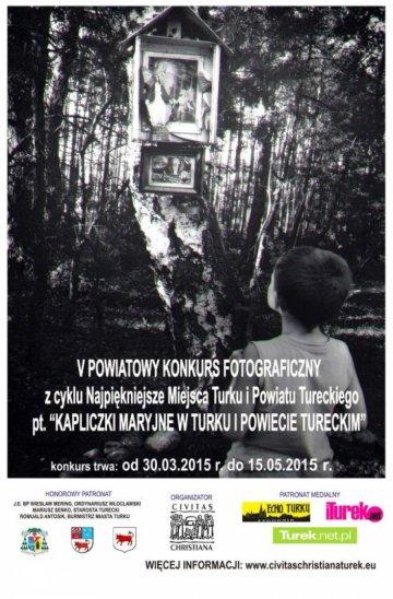 V Powiatowy Konkurs Fotograficzny