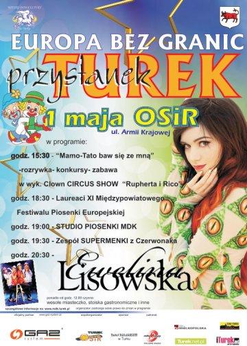 Przystanek Turek z Ewelin� Lisowsk�