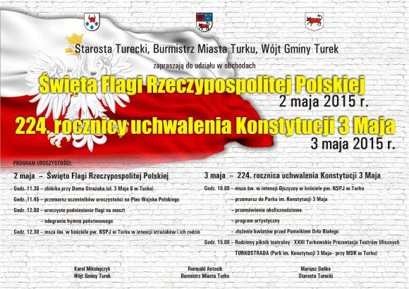 �wi�to flagi Rzeczypospolitej Polskiej