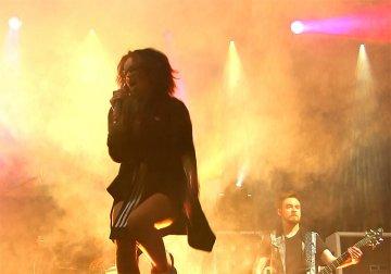 Wideo: Ewelina Lisowska za�piewa�a dla turkowian