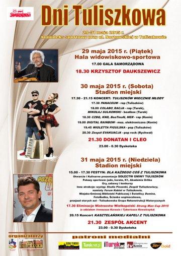 Dni Tuliszkowa 2015