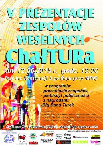 Cha�TURa - V Przegl�d Zespo��w Weselnych