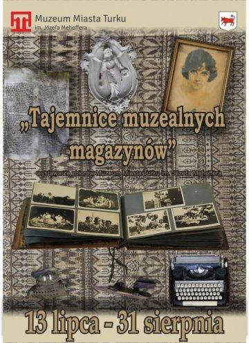 Tajemnice Muzealnych Magazyn�w