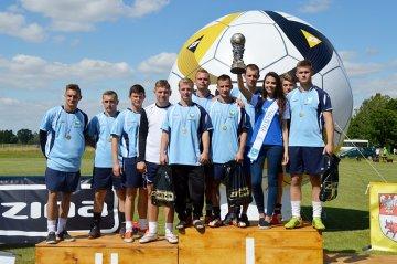 FC Kaw�czyn zwyci�zc� Turnieju Sz�stek...