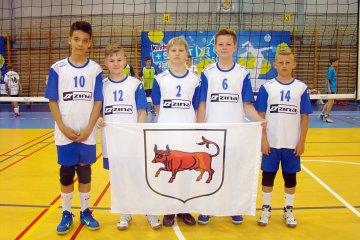 UKS Pi�tka Turek na 6 miejscu w Polsce!
