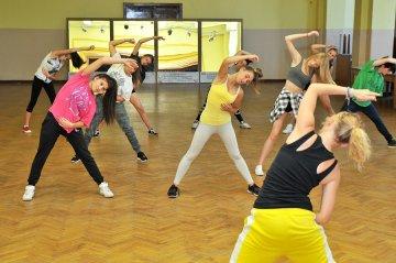 SCABB 2015: Warsztaty taneczne rozpocz�te!
