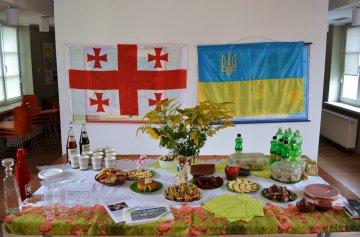 Per�y kultury: Ukraina i Gruzja