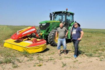 Wideo: Wielki sp�r o p�ody rolne. Susza...