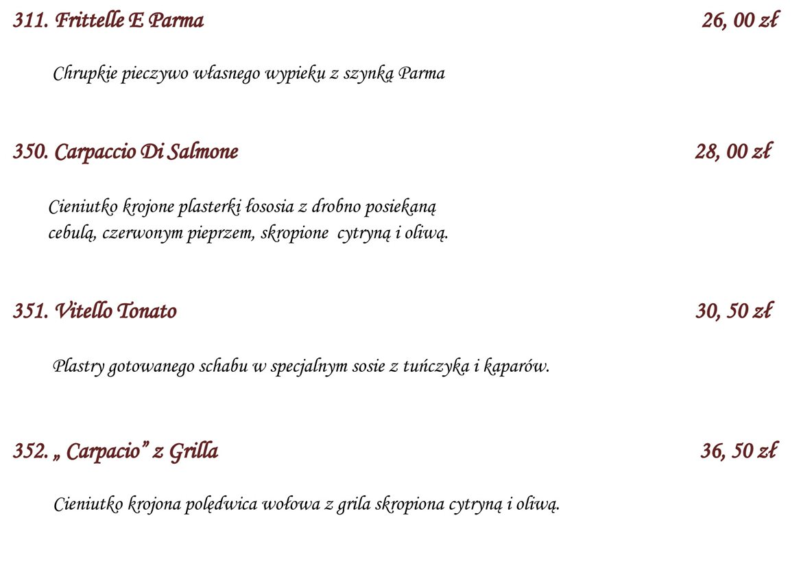 Restauracja Koloseum