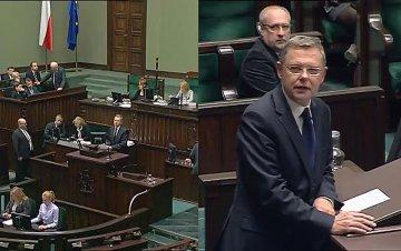 Wideo: Nowak przypomnia� premier Szyd�o o jej...