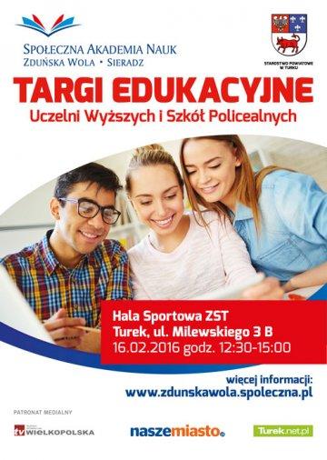 III Targi Edukacyjne Uczelni Wy�szych i Szk�...