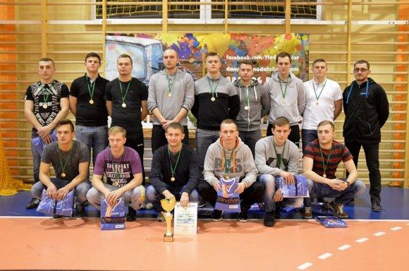 Malan�w: FC Kaw�czyn zn�w Mistrzem Halowej Ligi...