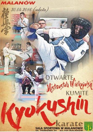 Mistrzostwa Wlkp. Karate Kyokushin