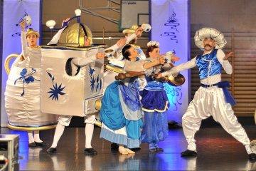 Balet o Kawie zako�czy� Turkostrad�