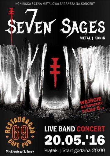 Koncert Seven Sages
