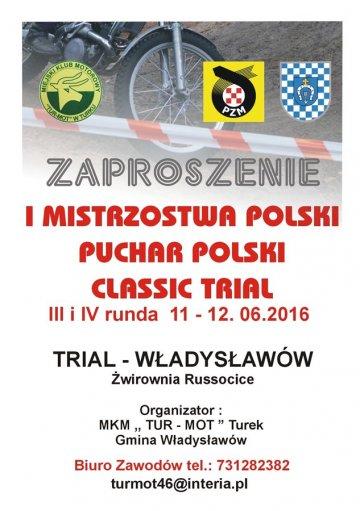 I Mistrzostwa Polski w Trialu