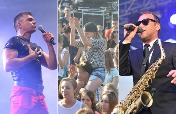 Wideo: Muzyczna sobota na Dniach Turku i Gminy...
