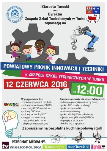 Powiatowy Piknik Innowacji i Techniki