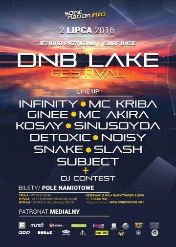 DNB Lake Festival w Przykonie