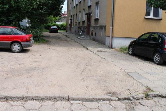 Miasto Turek: Jest projekt dla rejonu Sportowej i Sk�adkowskiego