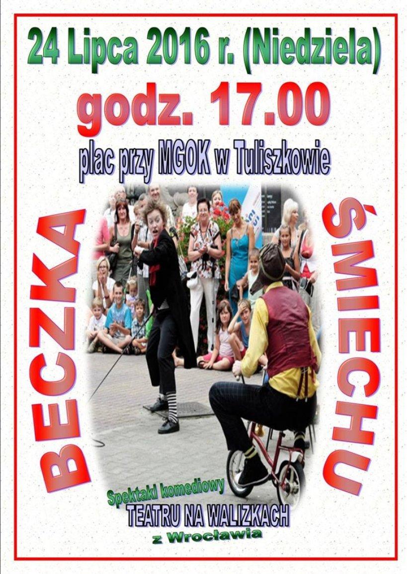 Tuliszk�w: Beczka �miechu czyli niedziela z...