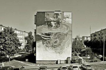 Murale znikaj� z Turku