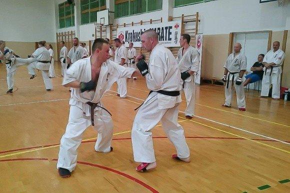 Miasto Turek: Kolejne czarne pasy w turkowskim Klubie Karate Kyokushin. Fizyczne...