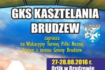 Brudzew: Wakacyjny Turniej z Kasztelani�