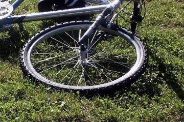 Szad�w Ksi�y: 25-latek potr�ci� rowerzystk�....