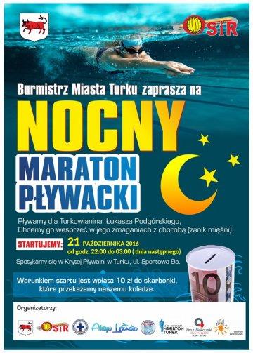 Nocny Maraton P�ywacki