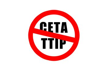 Stop GMO! Stop CETA!
