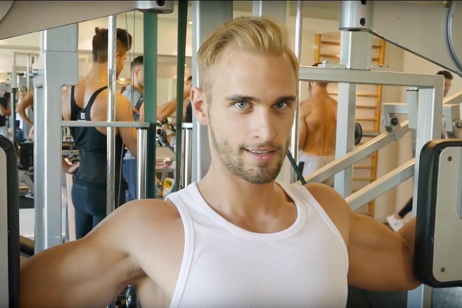 Wideo: Sebastian zostanie Misterem Polski?...