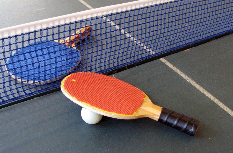 Krwiodawcy zagrali w Turnieju Tenisa Sto�owego