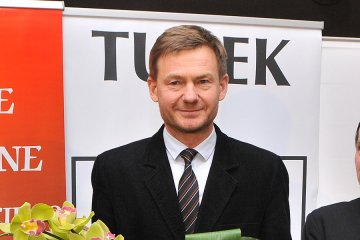 Witold Wojciechowski z wyr�nieniem