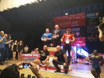 Fornalczyk na podium w Mistrzostwach Polski...
