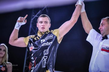 K. Gardzielik: Moja pierwsza walka w zawodowym...