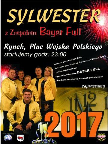 Sylwester z Bayer Fullem!
