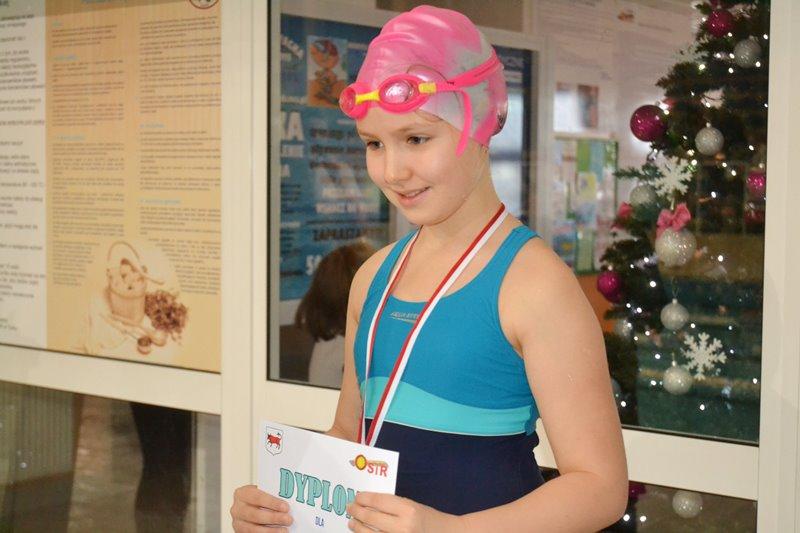Pływanie to dla nich pestka! Najlepsi zdobyli podium - Foto: G. Oblizajek