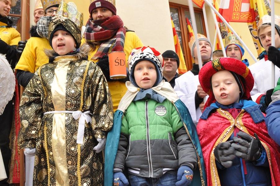 Tuliszków: Orszak Trzech Króli przemierzy miasteczko po raz piąty