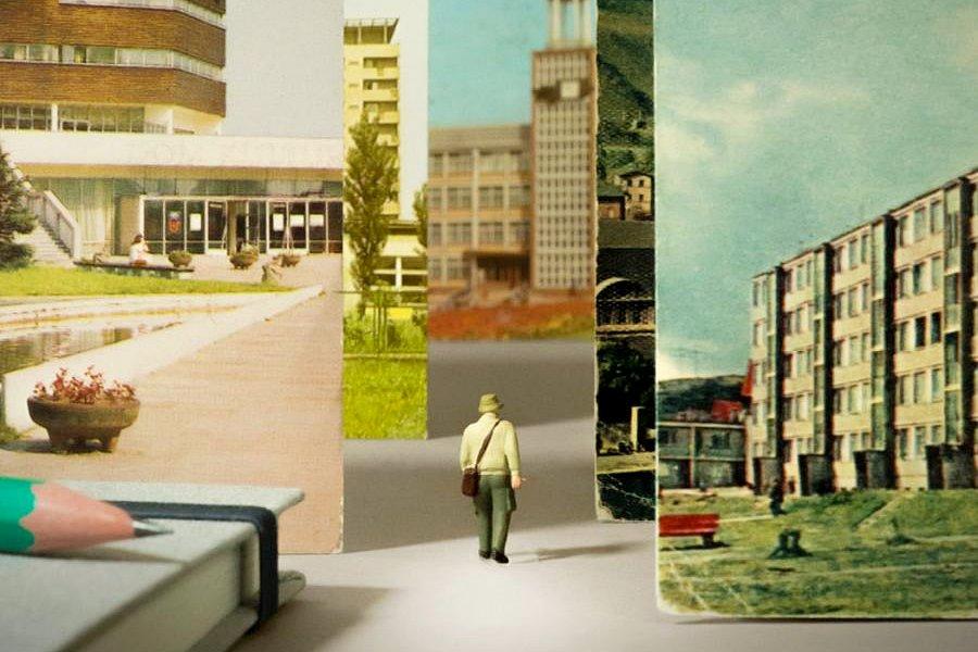 Reportaże z miast zapomnianych. Czyli Turek nie jest sam - fragment okładki książki