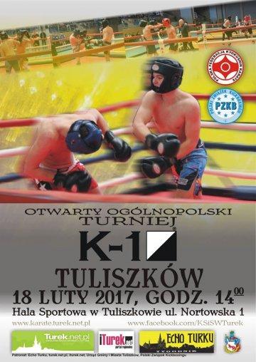 Otwarty Ogólnopolski Turniej K1 w Tuliszkowie