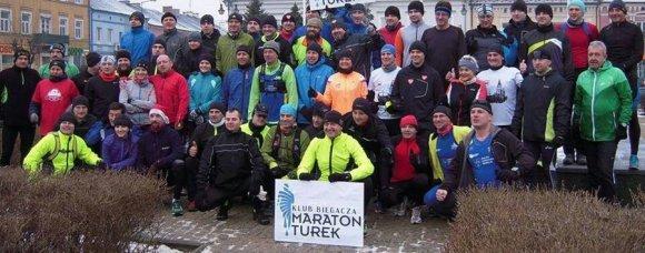 V Półmaraton Towarzyski Turek - Poroże już w...