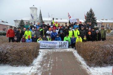 Przebiegli V Półmaraton Towarzyski Turek -...