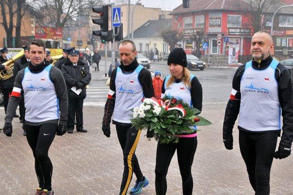 Pobiegli, by uczcić 72. rocznicę wyzwolenia Turku