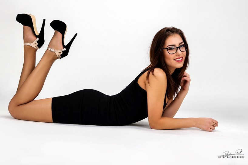 Głosuj na piękną Roksanę. Tytuł Wielkopolskiej Miss może być jej - foto: arch. prywatne kandydatki / Piotr Przekwas