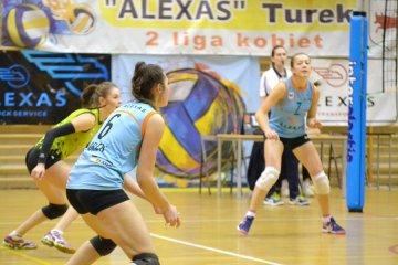 Dziewczyny z ALEXAS TUREK pokonały rywalki 3:0