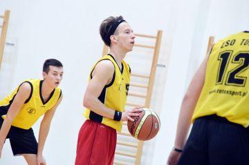 Koszykarze I LO wywalczyli Mistrzostwo Powiatu