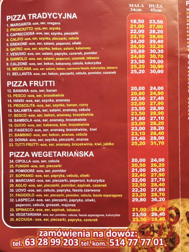 Pizzeria Impresso