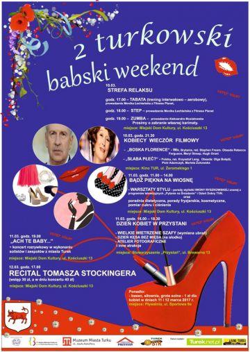 II Turkowski Babski Weekend